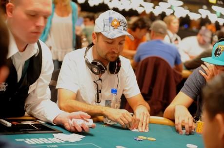 WSOP Evento #27: Daniel Negreanu Lidera o Torneio