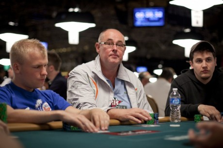 WSOP Evento #29: Rob Hollink é o Chip Leader