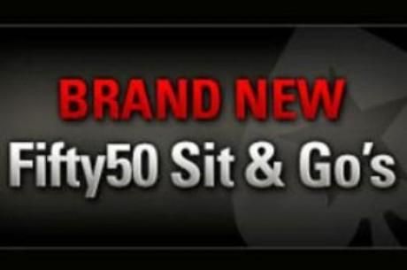 Стратегія турнірів Fifty50