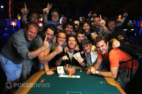 Resumen de la 17.ª jornada de las World Series of Poker 2011