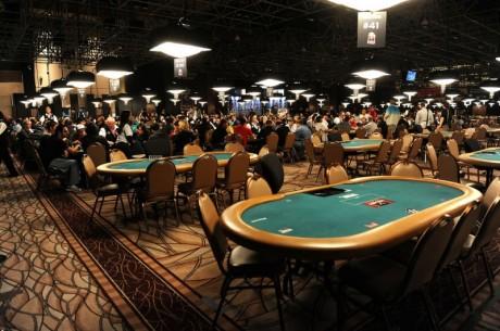WSOP 2011 - Stilte voor de storm