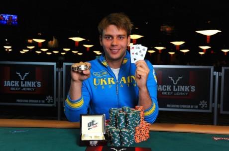 WSOP Evento #26: Oleksii Kovalchuk Leva o Ouro para a Ucrânia