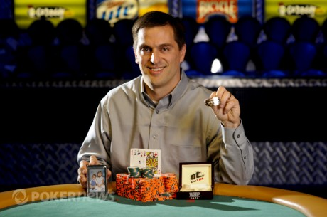 2011 World Series of Poker Day 18: Viox, Kovalchuk, and Idema Win Bracelets