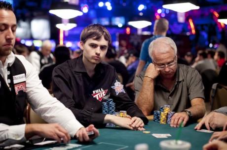 2011 WSOP: Kabrhel si lead udržel půl hodiny, poté byl vyřazen