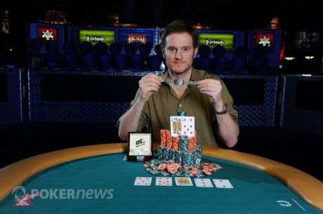 2011 World Series of Poker Day 19: Frankenberger Wins Event #28 Bracelet