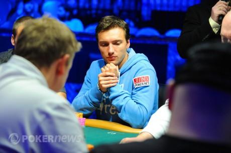 Първият българин на финална маса от WSOP 2011 - Дилян...