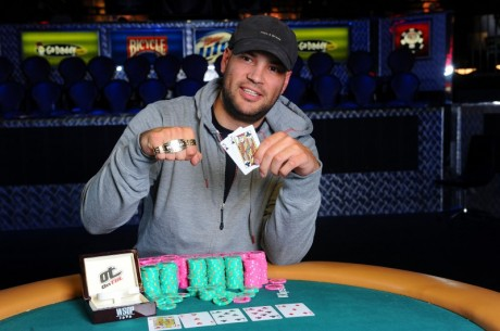 "WSOP Evento #27: Daniel Idema Vence no Limit ""Gordo"" ($378,642)"