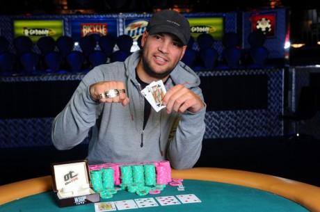 "WSOP Evento #27: Daniel Idema Vence no Limit ""Gordo"" ($378,642)"