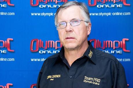 Suomiturnause võitis Olympic-Online Team PRO liige Juvonen