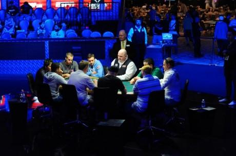 WSOP turnyrų Nr. 28-34 apžvalga