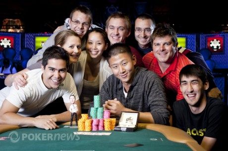 Resumen de la 20.ª jornada de las World Series of Poker 2011