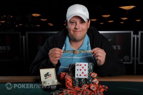 WSOP Evento #32: Kirk Caldwell Arrecada a  Bracelete ($668,292)