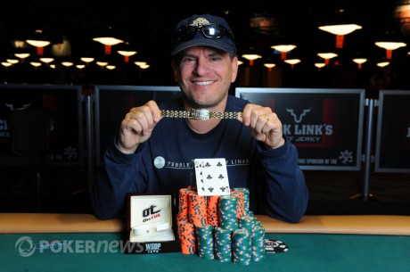 WSOP Evento #30: James Hess é o Novo Campeão Senior ($557,435)