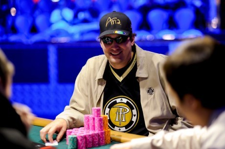 Phil Hellmuth jäi WSOP 33. turniiril teiseks