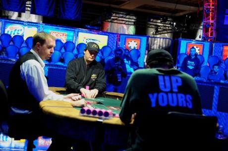 WSOP turnyrų 32-35 apžvalga – Philas Hellmuthas vėl antras!