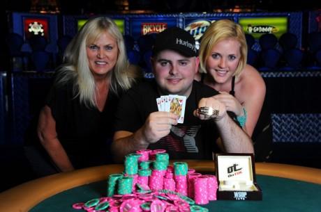 WSOP 2011 – Resultat Event #30-32, tre nya armbandsvinnare