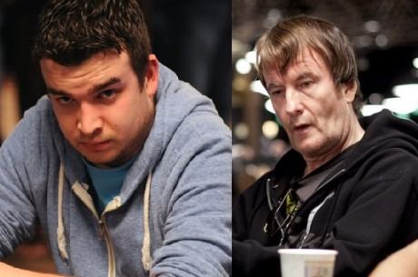 Moorman and Devilfish Deep in $5,000 PLO