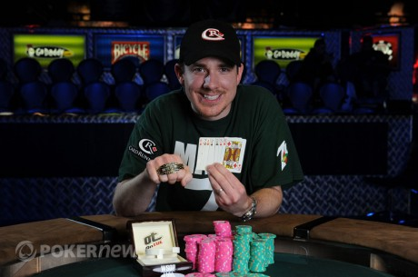WSOP Evento #33: Eric Rodawig Bateu Hellmuth pela Bracelete ($442,183)