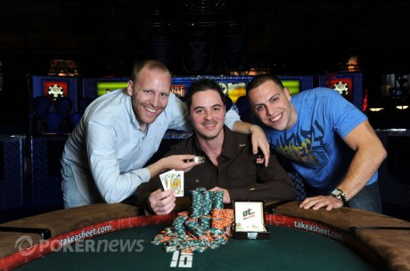 Finaliza la 22.ª jornada de las World Series of Poker 2011