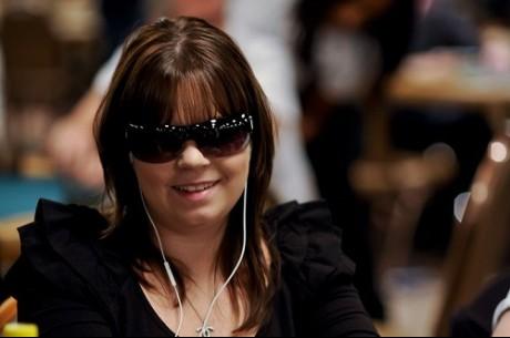 WSOP 2011 dag 23: Annette er nr 17 i chips ved øvelse #39