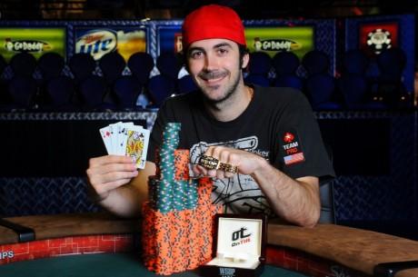 WSOP Evento #35: Jason Mercier Vence  de Novo em PLO ($619,575)
