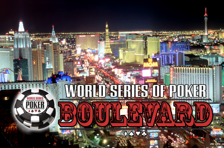 WSOP Boulevard: Jason Mercier pakt tweede bracelet