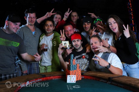 Finaliza la 23.ª jornada de las World Series of Poker 2011