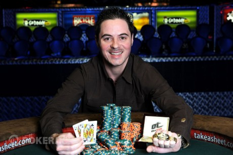 Mark Schmid vinner WSOP #34 - $1,000 No Limit Hold´em