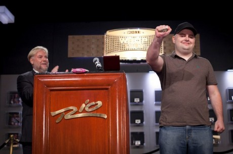 Öt pontban: Ez volt a harmadik hét a 2011 World Series of Pokeren