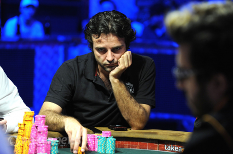 WSOP 2011 : Fabrice Soulier énorme chipleader en heads-up du H.O.R.S.E.