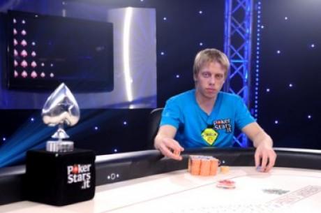 WSOP apžvalga: Domcee ir Inesa piniguose, Aneris tarp TOP 23