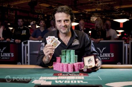 Soulier vinner WSOP Event #37 - $10,000 H.O.R.S.E Championship