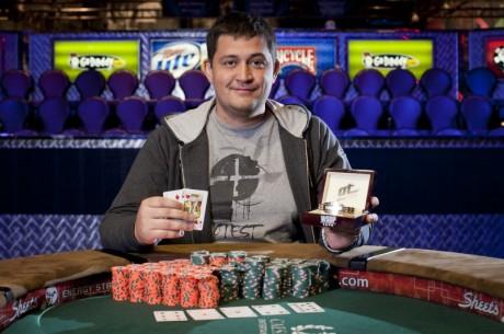 WSOP Evento #36: Mikhail Lakhitov Leva Ouro para os Czares ($749,610)