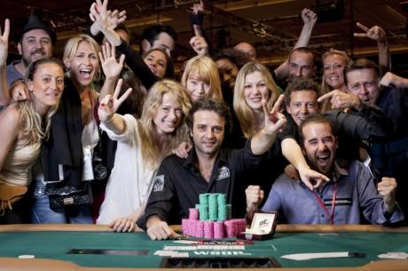 WSOP Evento #37: Chegou a Hora de Fabrice Soulier ($609,130)