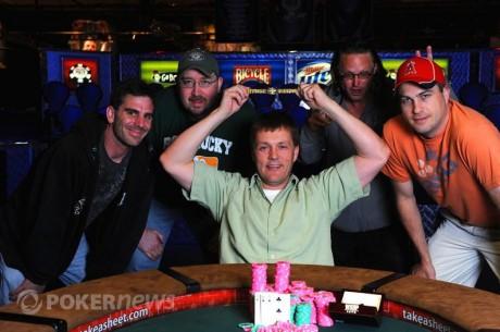 "WSOP 2011 Dia 25: Schock e Soulier Vencem; ""Mojave"" Avança no Mundial de Pot-Limit..."