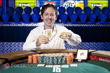 WSOP 2011: Третій браслет для України + Підсумки 26-го дня