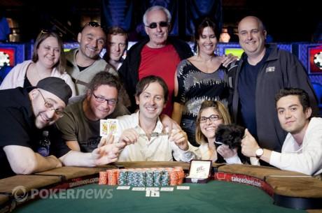 2011 World Series of Poker Day 26: Ο Tsinis κερδίζει το Event #38 και ο Jarvis...