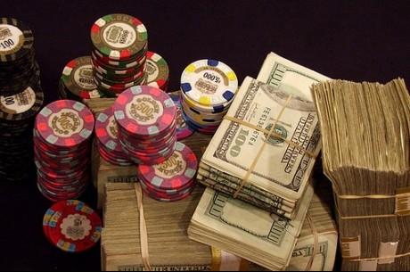 Latvieši PokerStars brīvdienu lielajos turnīros: Zavoram Sunday Million pusfinālgalds