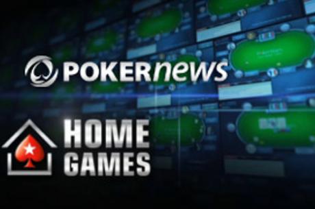 Pokernews UA створює лігу Home Games