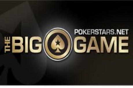 Hoy vuelve el Big Game de PokerStars