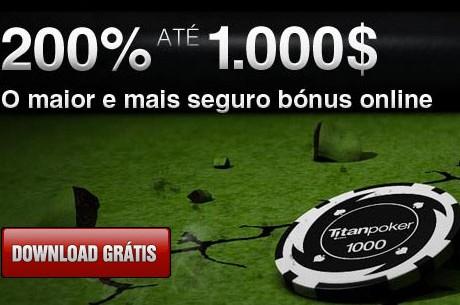 Verão Quente na Titan Poker
