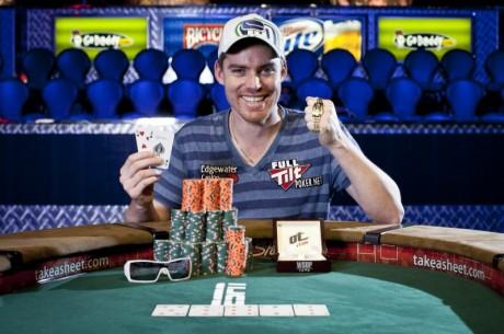 WSOP Evento #40: Matthew Jarvis Ganha a Bracelete ($808,538)