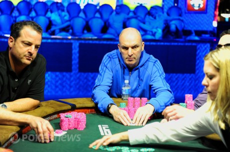 John Shipley Closing in on $10,000 PLO Championship