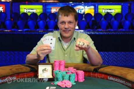WSOP Evento #39: Mitch Schock é o Mestre do Mixed Pot Limit ($310,225)