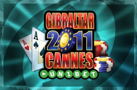 Gibraltar Poker Masters & WSOP-E сателити в  Unibet Poker