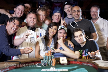 Resumen de la 27.ª Jornada de las World Series of Poker 2011