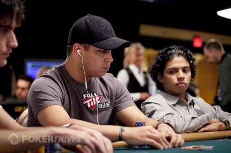"""WSOP 2011 Dia 26: """"Mojave"""" Segue Bem no Mundial de PLO; Akkari e """"Garrido&quot..."""