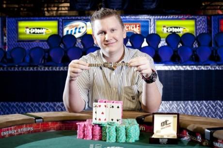 WSOP Evento #42: Ouro Entregue a Ben Lamb ($814,436)