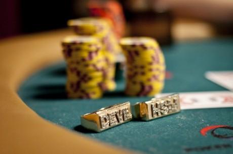 WSOP 2011: Dave Devilfish Ulliot Fora das Mesas