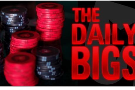 Ежедневните PokerStars турнири с гарантирани награди...